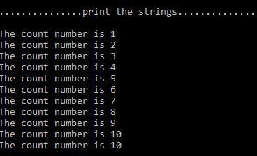 C语言 fprintf 函数